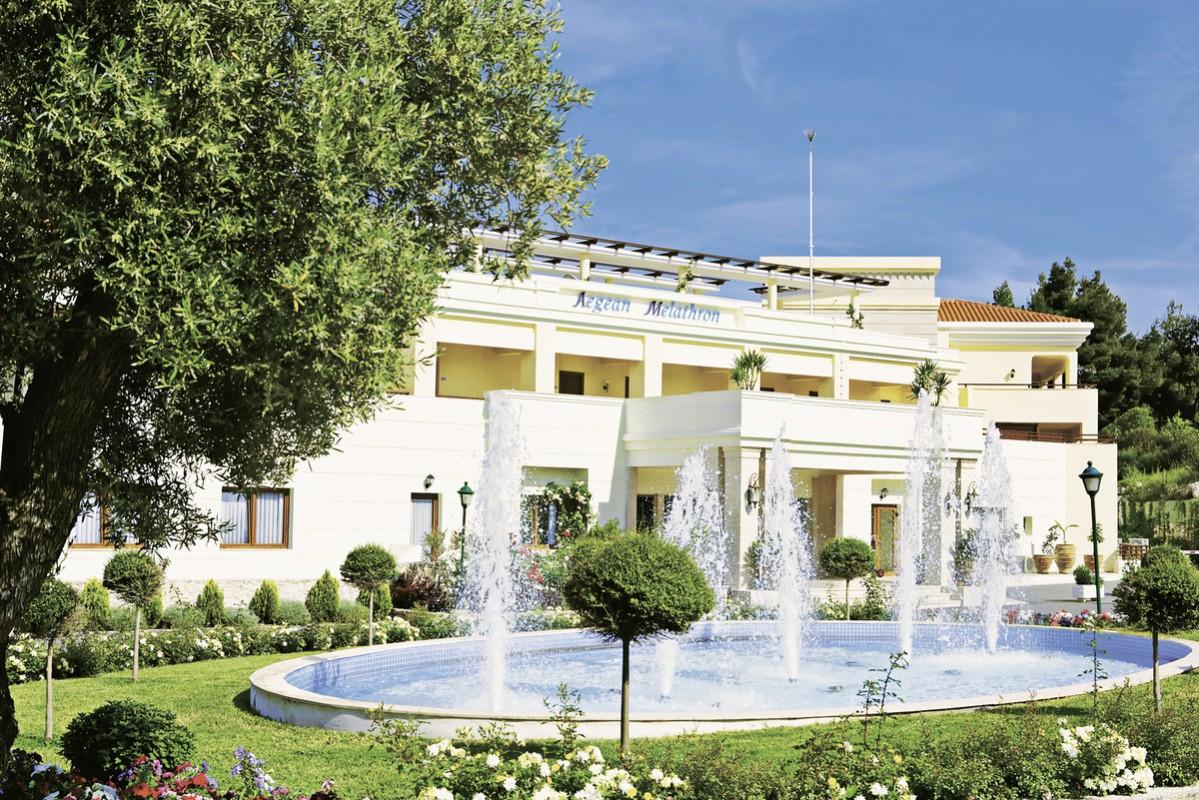 Aegean Melathron Thalasso Spa Chalkidiki Helvetic Tours