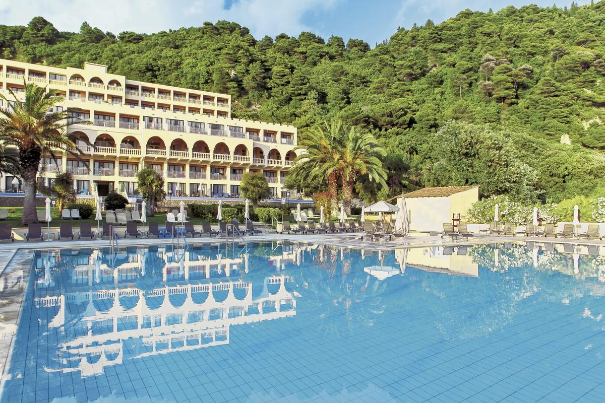 Lti Grand Hotel Glyfada Korfu Helvetic Tours