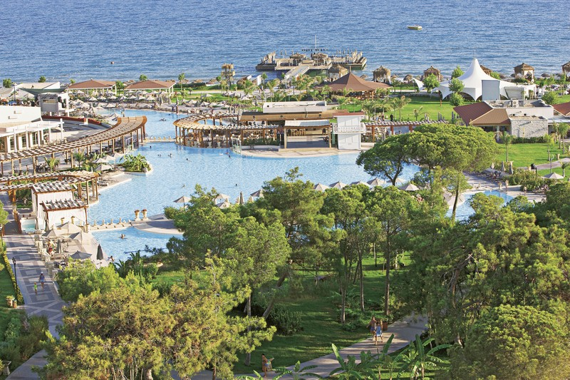 Ela Quality Resort Belek Belek Helvetic Tours