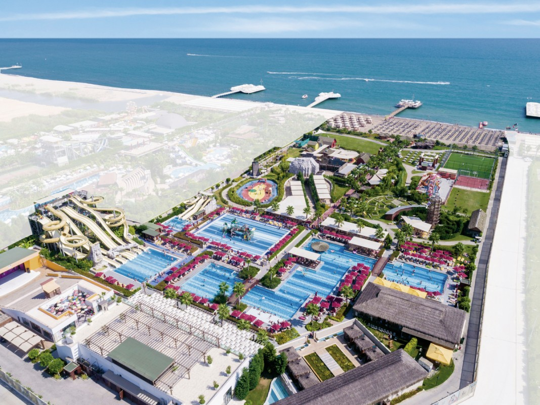 Aska Lara Resort Spa Antalya Lara Helvetic Tours