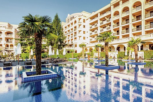Grand Hotel Spa Resort Primoretz Burgas Gunstig Buchen