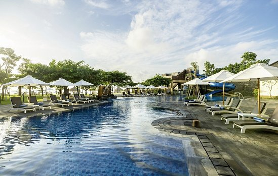 Grand Mirage Resort Thalasso Bali
