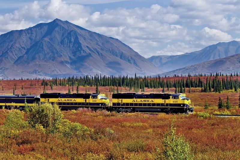 Denali Discovery Zugreise