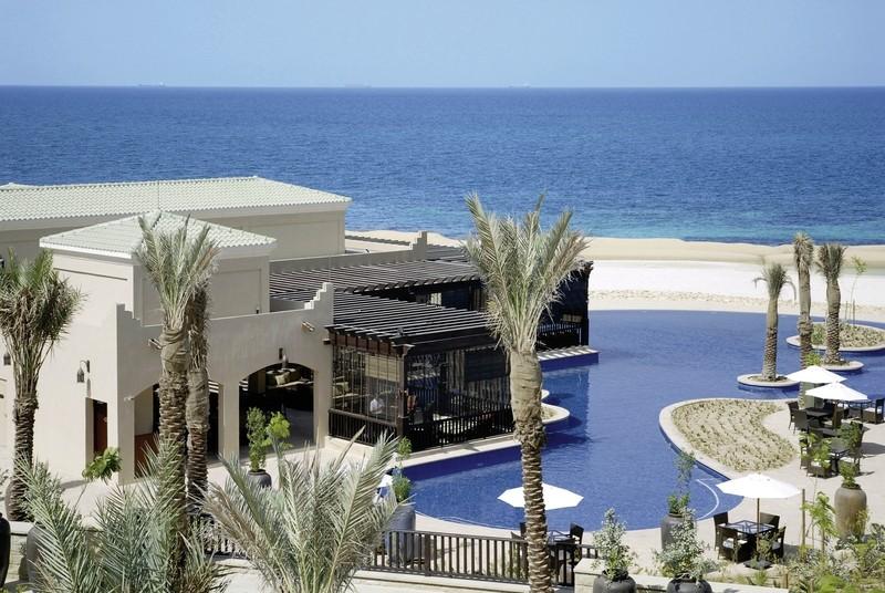 Kuoni Reisen Anantara Desert Island Resort Spa Abu Dhabi