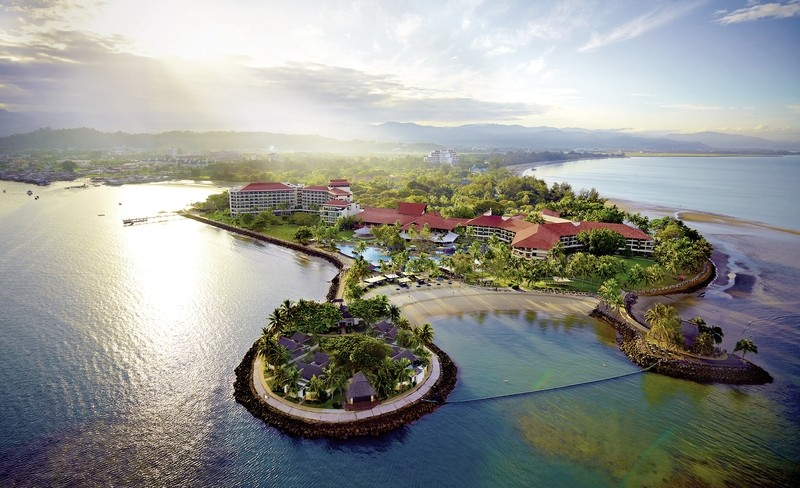 Shangri-La's Tanjung Aru Resort