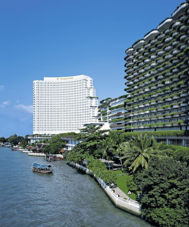 Kuoni Reisen Shangri La Hotel Bangkok Bangkok Helvetic Tours