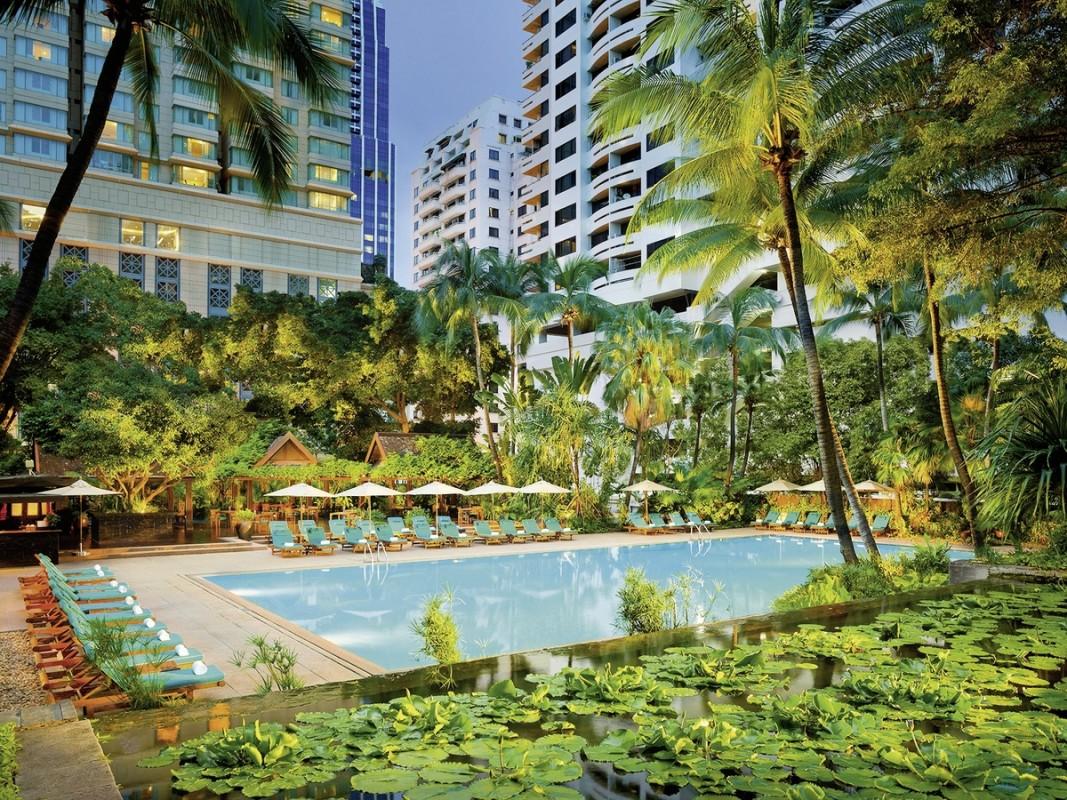 Kuoni Reisen Anantara Siam Bangkok Hotel Bangkok Helvetic Tours