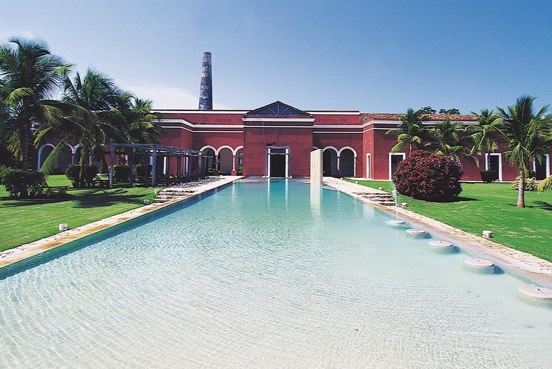 Hacienda Mietwagenreise Yucatán