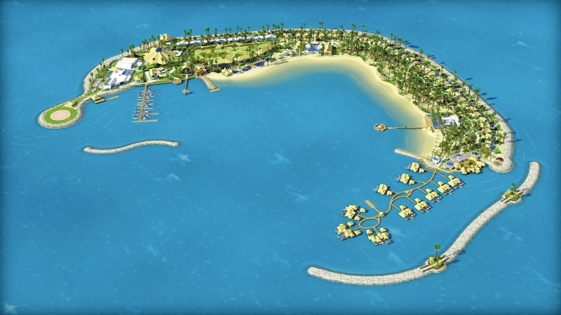 Kuoni Reisen Banana Island Doha Resort Spa By Anantara Ajman
