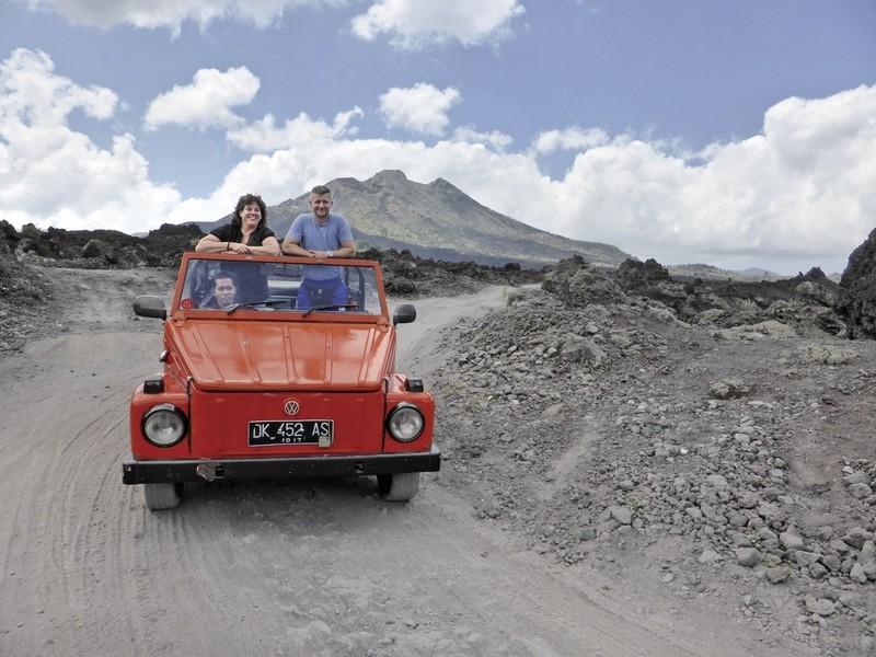 Abenteuer im Kübelwagen