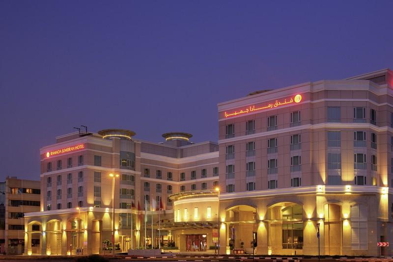 Kuoni reisen ramada jumeirah hotel dubai helvetic tours for Schickes hotel