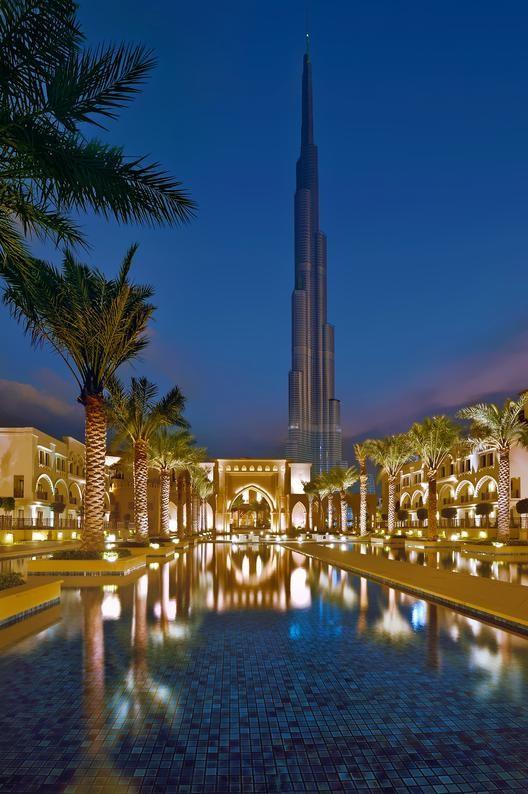Kuoni Reisen The Palace Downtown Dubai Dubai Helvetic