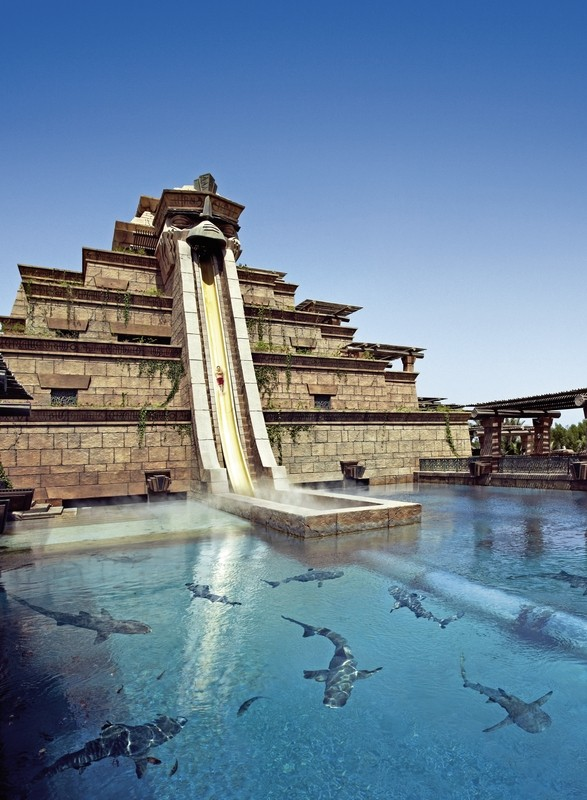 Kuoni Reisen Atlantis The Palm Dubai Helvetic Tours
