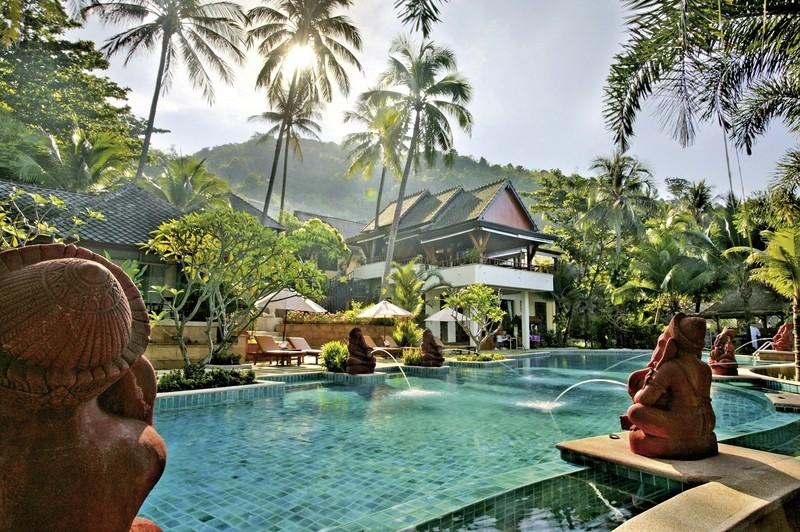Kuoni Reisen Andaman White Beach Resort Phuket Helvetic Tours