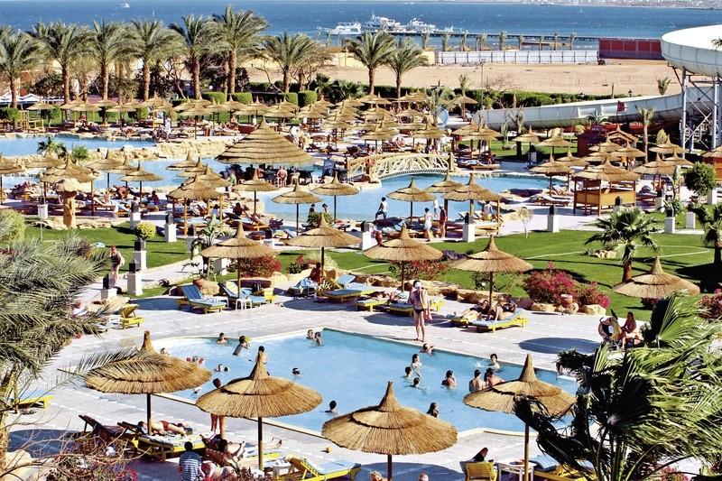Kuoni Reisen Cooee Beach Albatros Resort Hurghada Helvetic Tours