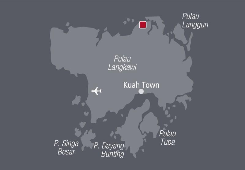 Kuoni Reisen: Four Seasons Resort Langkawi, Malaysia ...