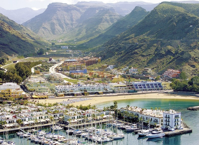 Kuoni Reisen Hotel Cordial Mogan Playa Gran Canaria Helvetic Tours