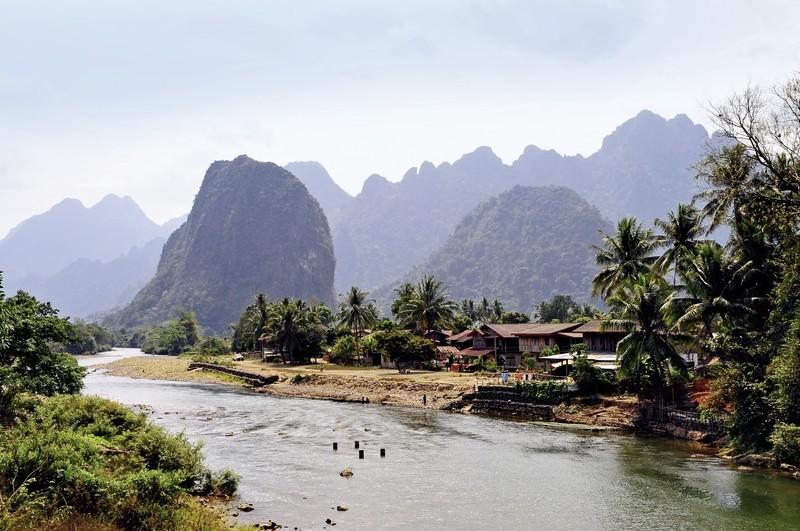 Laos und Kambodscha intensiv