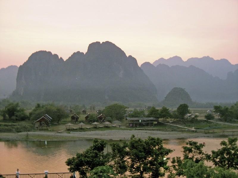 Le nord mystérieux du Laos