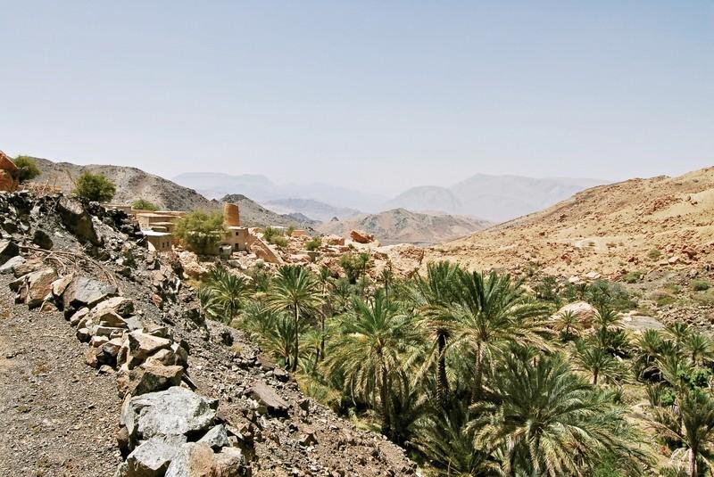 Kontrastreicher Oman