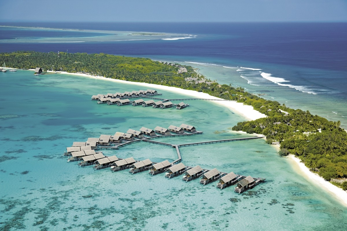 Shangri-La's Villingili Resort & Spa
