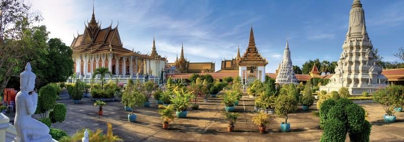 Kambodschas zauberhafter Süden
