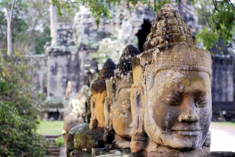 Kambodschas Schätze