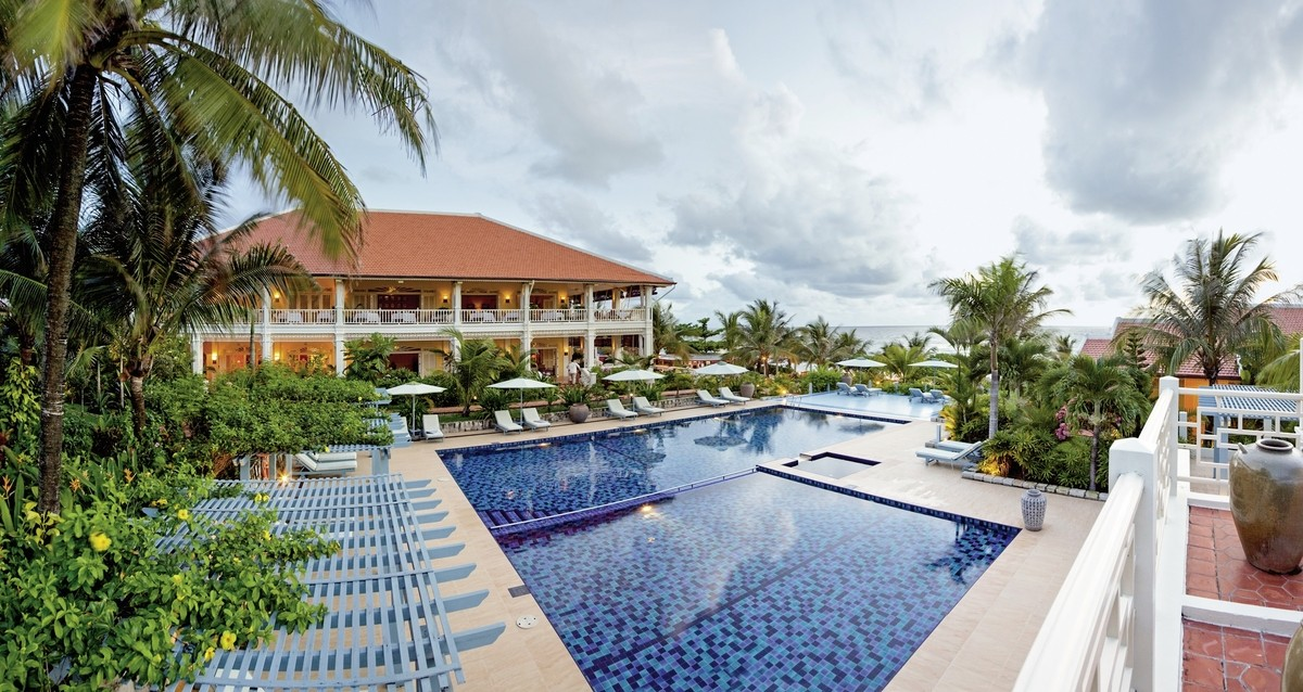 Kuoni Reisen: La Veranda Resort Phu Quoc, Vietnam: - Helvetic Tours
