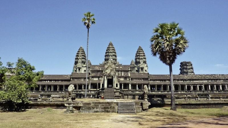 Stippvisite Siem Reap