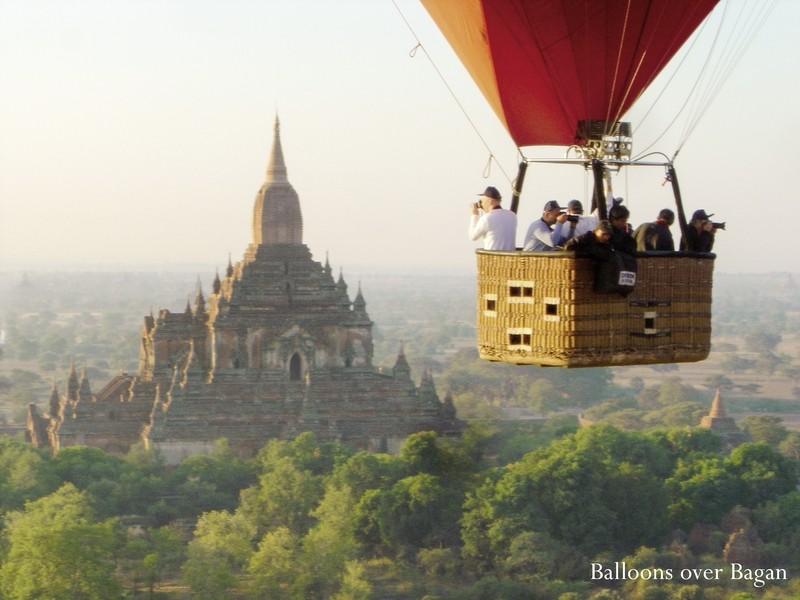 Schätze Myanmars