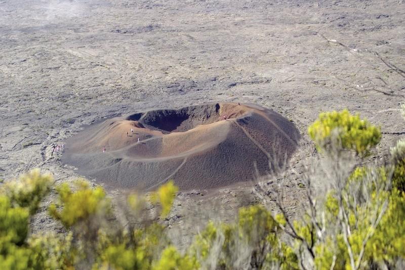 Rund um den Vulkan