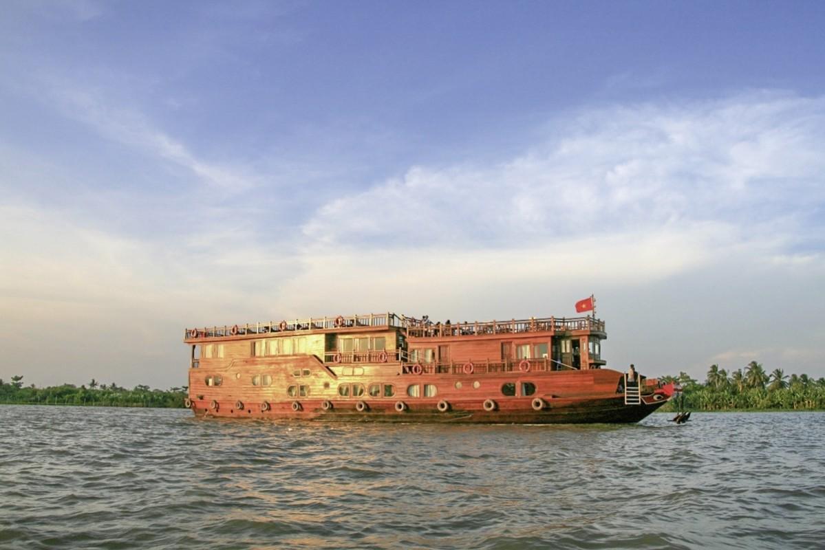Flusskreuzfahrt – Mekong Eyes