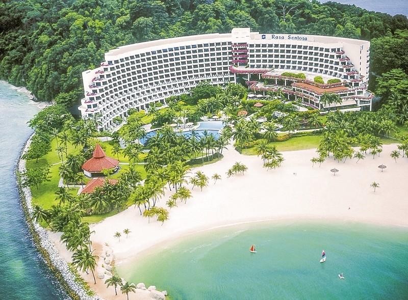 Shangri La's Rasa Sentosa Resort