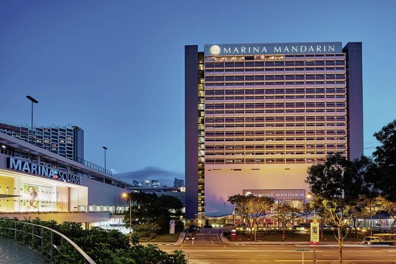 Marina Mandarin Singapore by Meritus