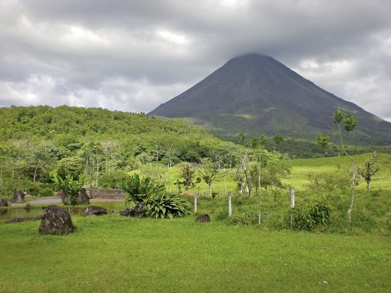 Grünes Paradies Costa Rica