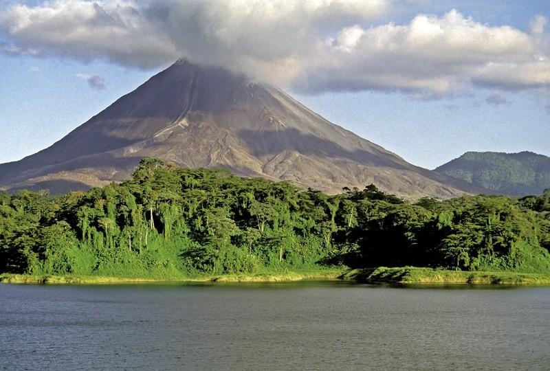 Nationalpark-Paket Arenal