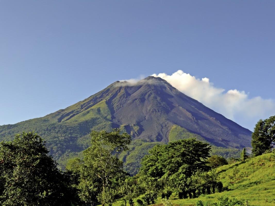 Beauté naturelle du Costa Rica