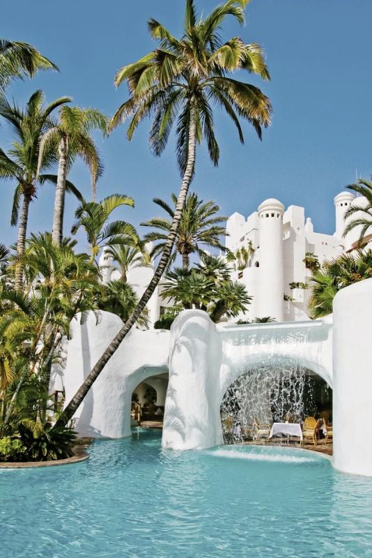 Kuoni Reisen: Hotel Jardin Tropical, Teneriffa: - Helvetic Tours