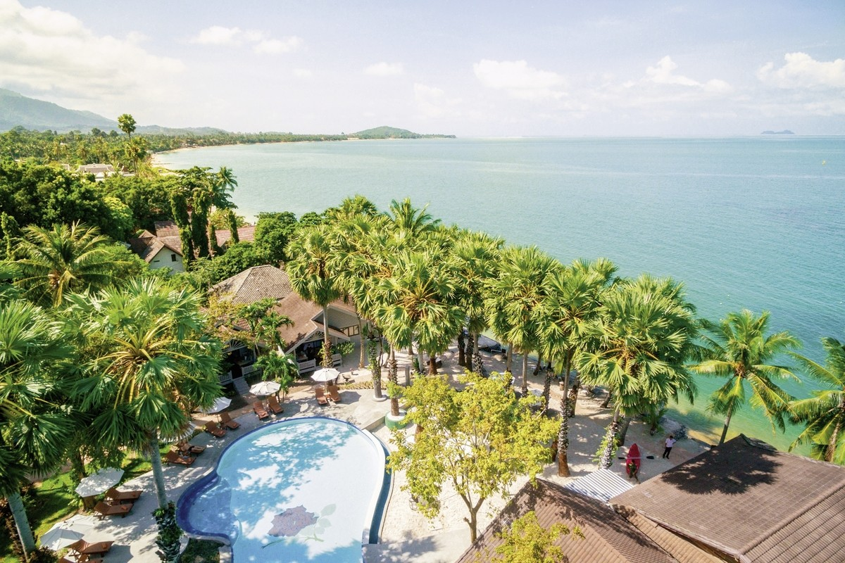 Kuoni Reisen: Paradise Beach Resort Samui, Koh Samui