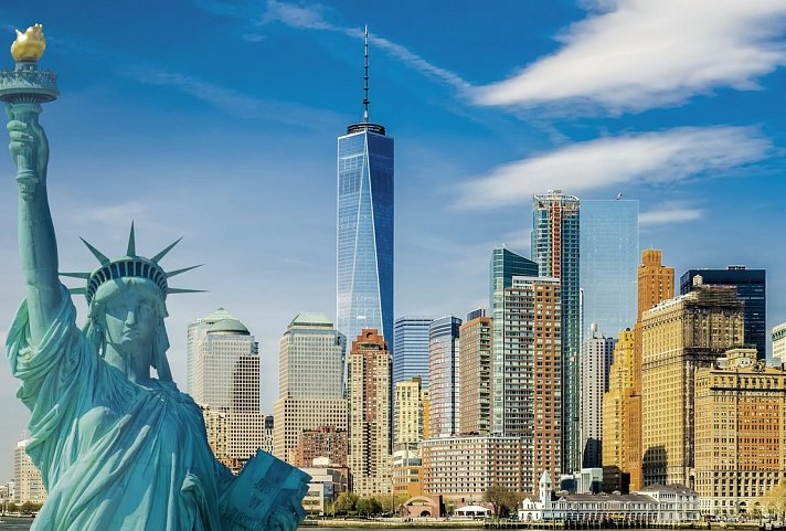 Quer durch die USA - Von New York nach San Francisco