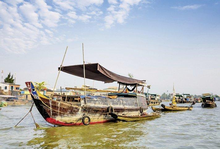 Rundreise 3 Länder Kombination - Vietnam-Kambodscha-Thailand