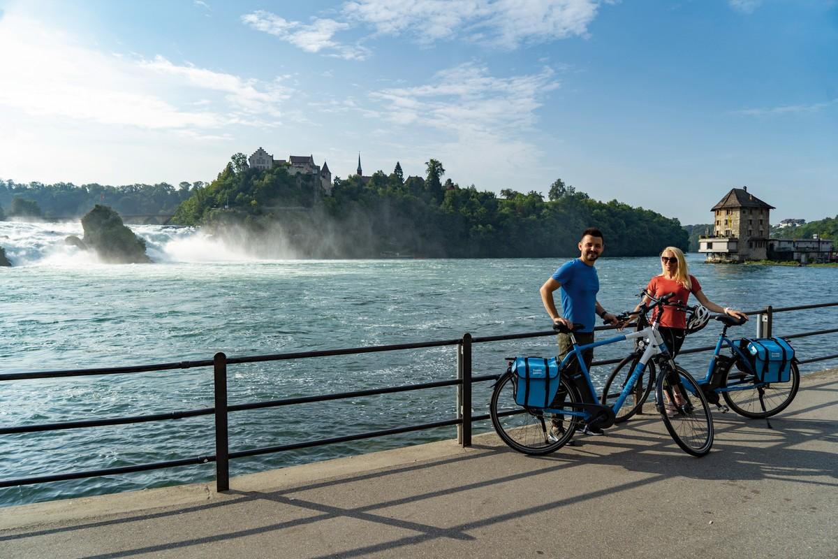 Bodensee Radtour Österreich – Schweiz – Deutschland
