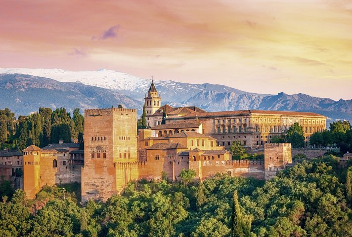 Rundreise Andalusien - Maurisches Spanien & Madrid