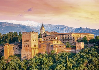 Madrid & Andalusien Rundreise