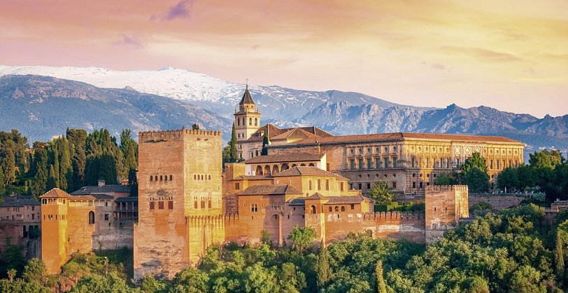 Andalusien Rundreise - Spanien / Andalusien