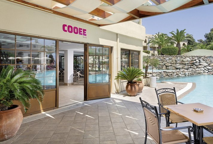 Cooee Lindos Royal Hotel