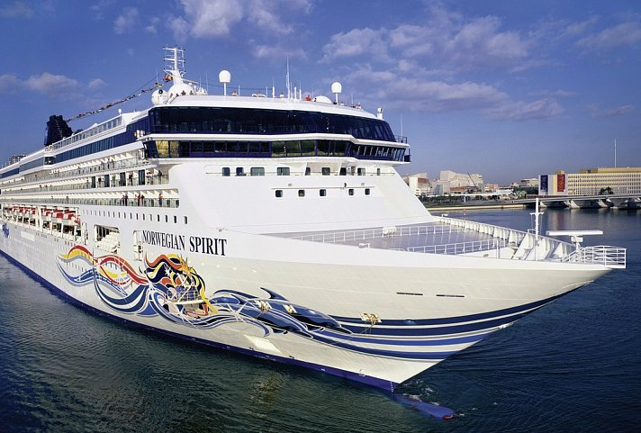 Japan & China - Ostasien an Bord der Norwegian Spirit