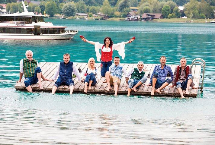 Die Seer Open Air Konzert In Gmunden Bad Ischlpenny Reisen