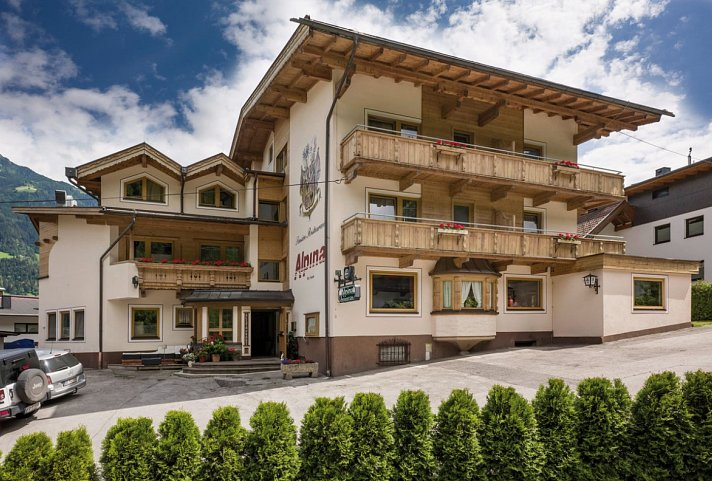 Hotel Pension Alpina Hippach