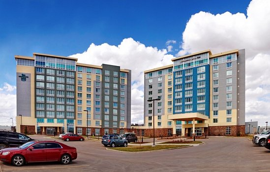 Homewood Suites by Hilton Calgary-Airport, Alberta, Canada